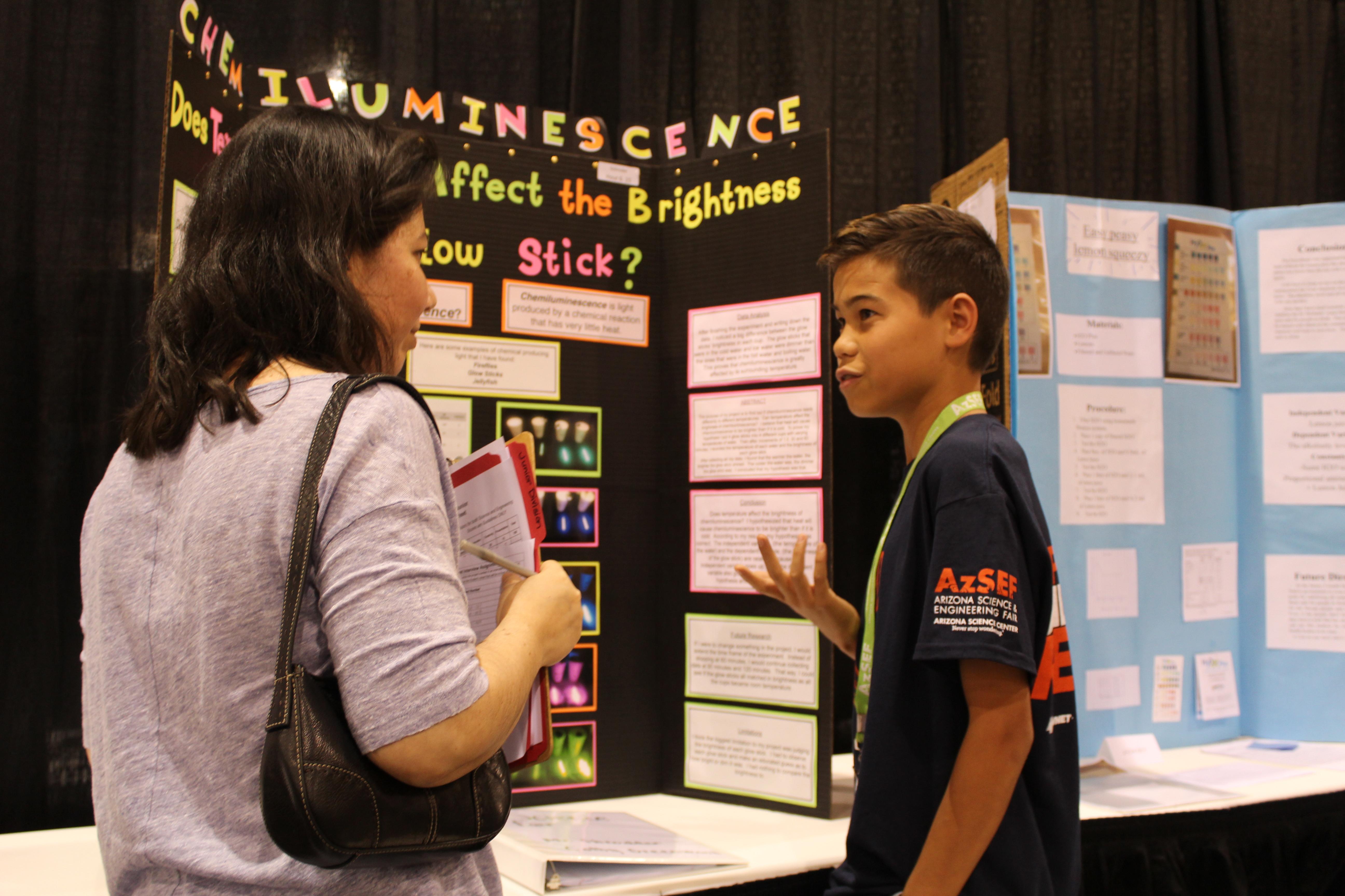 Science Fair Winners 2020.Arizona Science And Engineering Fair Hosted By Arizona